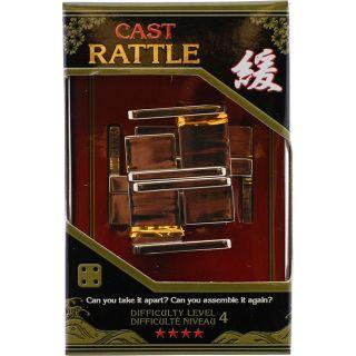 Rattle cast puzzel