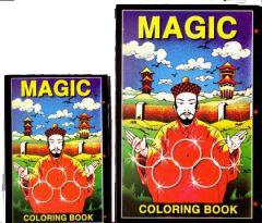 Magisch kleurenboek