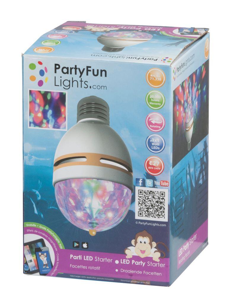 Disco verlichting action – Led verlichting watt