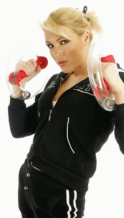 Gyrospinn fitness apparaat