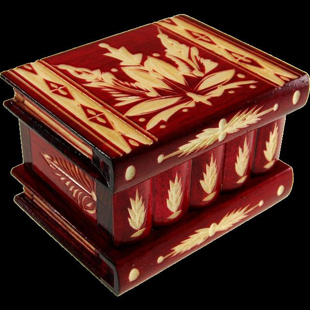 Dracula´s secret box