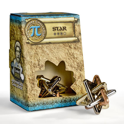 Star puzzel archimedes challenges