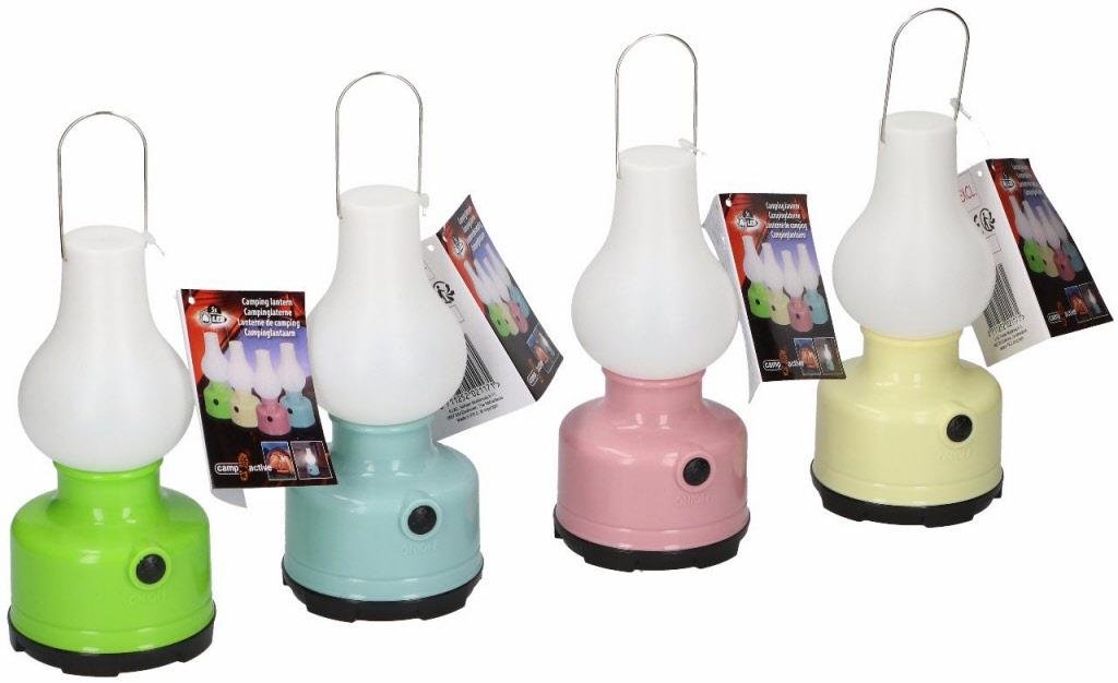 Led camping lampjes