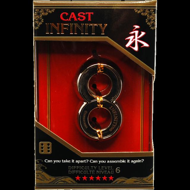 Cast infinity