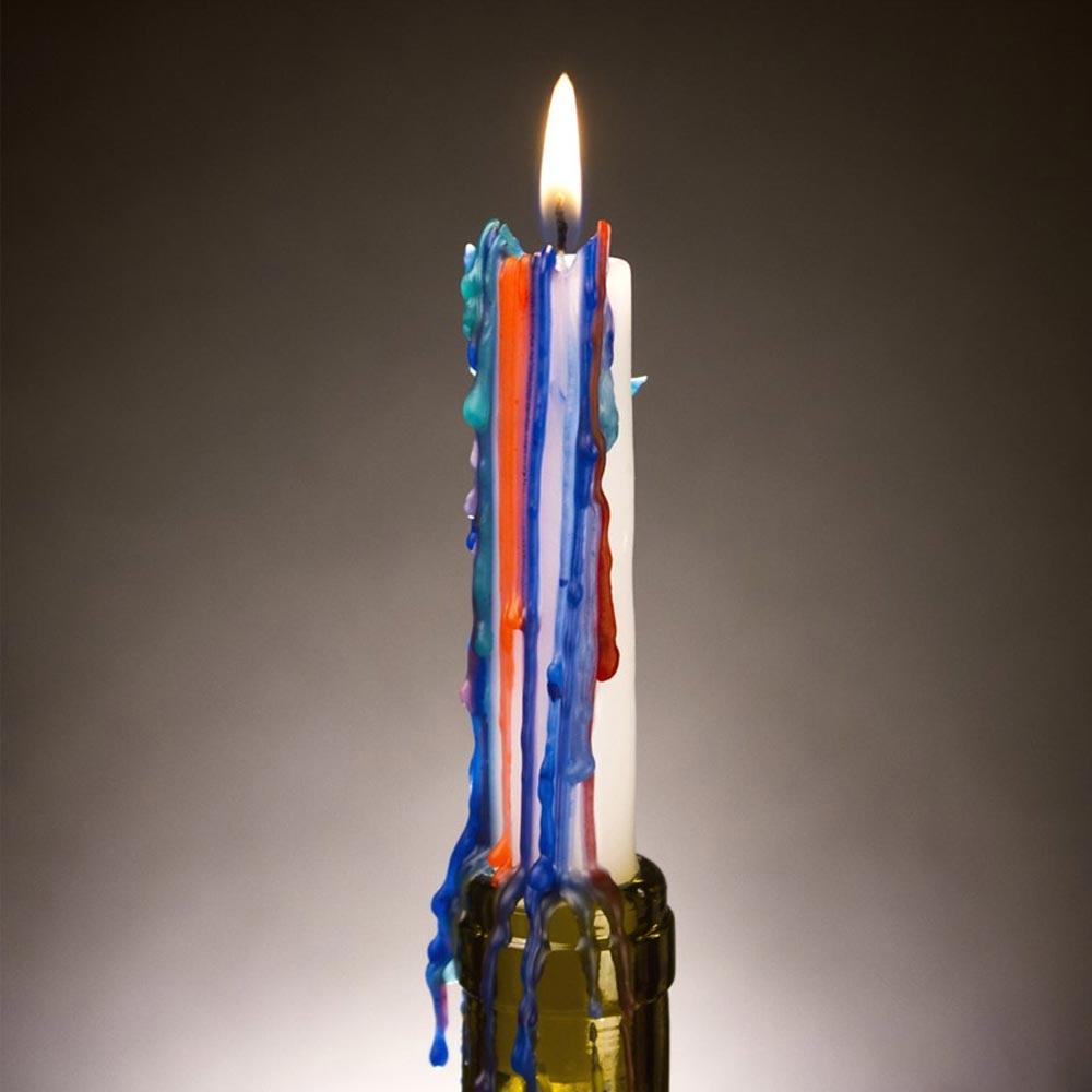Druppel kaarsen