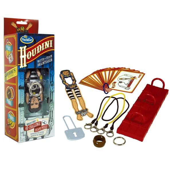 Houdini escape puzzel