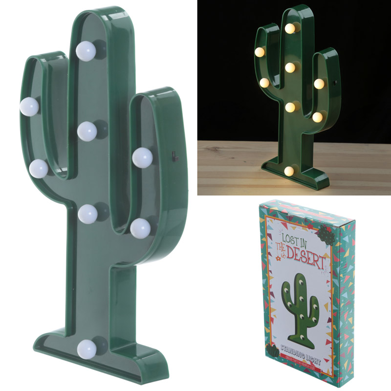 Cactus ledlamp