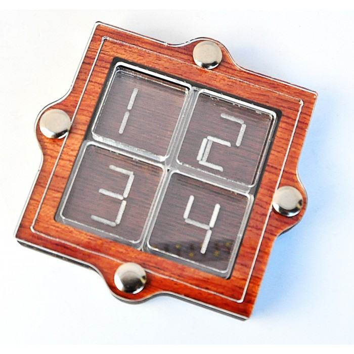 3d puzzel nur 4