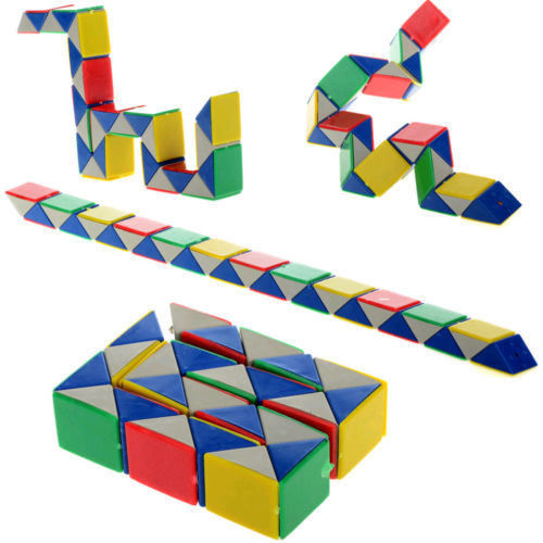 Rubiks snake puzzel