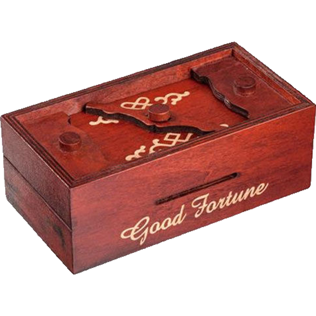 Secret box good fortune