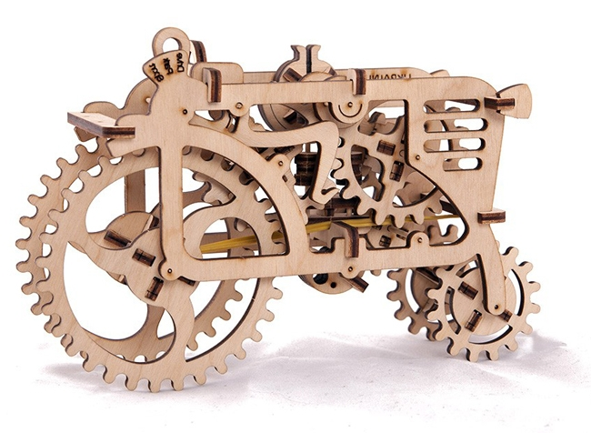 Ugears tractor puzzel
