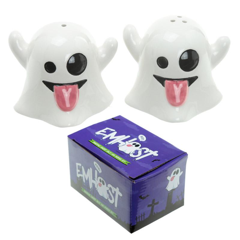 Peper zoutstel spookjes