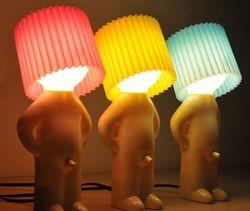 Mister shy lamp