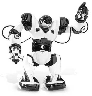 hack de mon RobotSapien ( seb03000 )  Robosapien