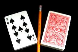 2 cart monte kaart truc