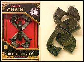 Chain van Cast puzzle