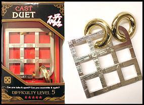 Duet van Cast puzzle