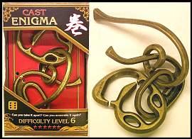 Enigma van Cast puzzle