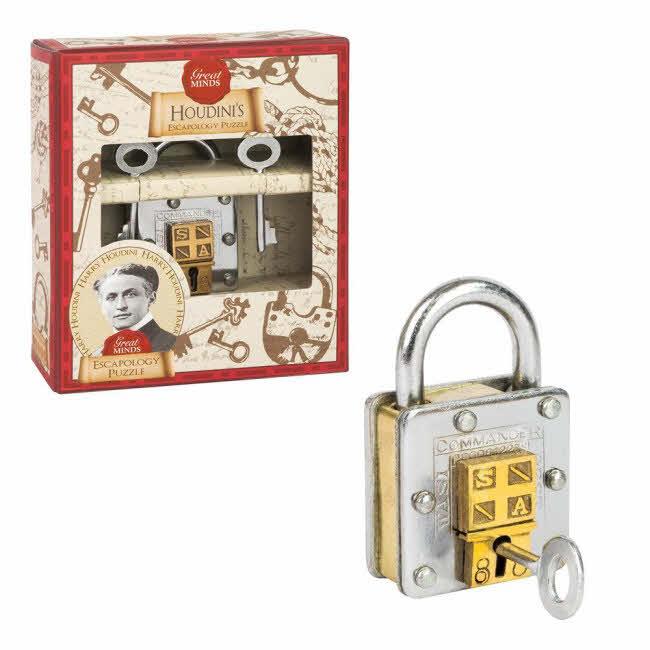 Trick lock Houdini