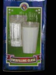 Evverfilling glass