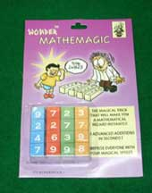 Math e-magic goocheltruc