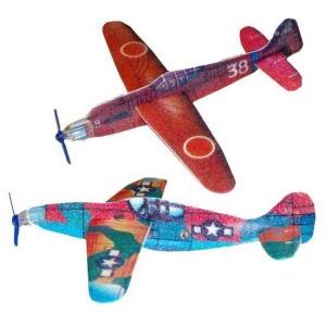 Zweefvliegtuigjes