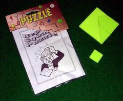 Vierkant puzzel