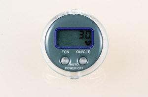 Speedmeter voor powerballs
