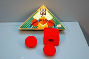 Spongeball naar vierkant