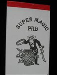 Super magic pad
